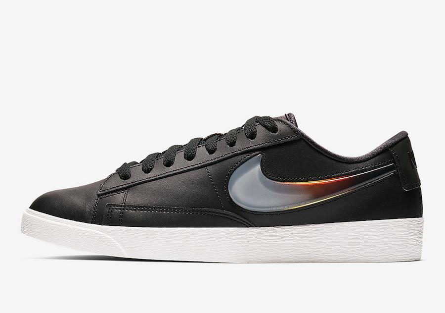 Nike Blazer Low Jelly Swoosh AV9371-002 Release Date