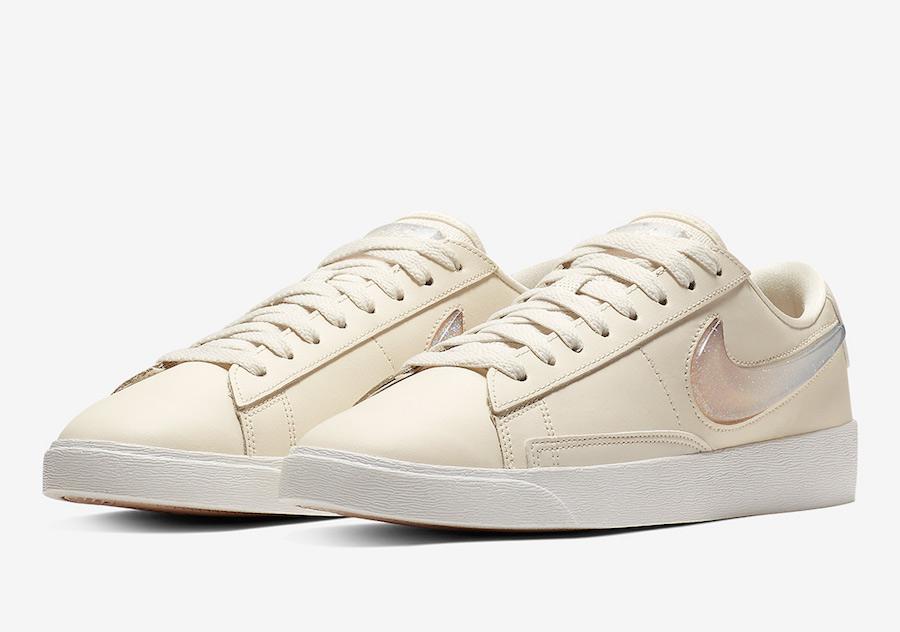 Nike Blazer Low Jelly Swoosh AV9371-100 Release Date