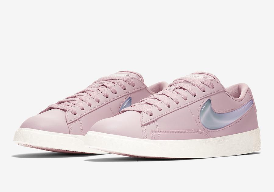 Nike Blazer Low Jelly Swoosh AV9371-500 Release Date