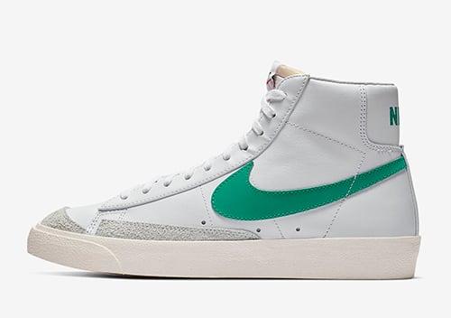 Nike Blazer Mid 77 Vintage Lucid Green