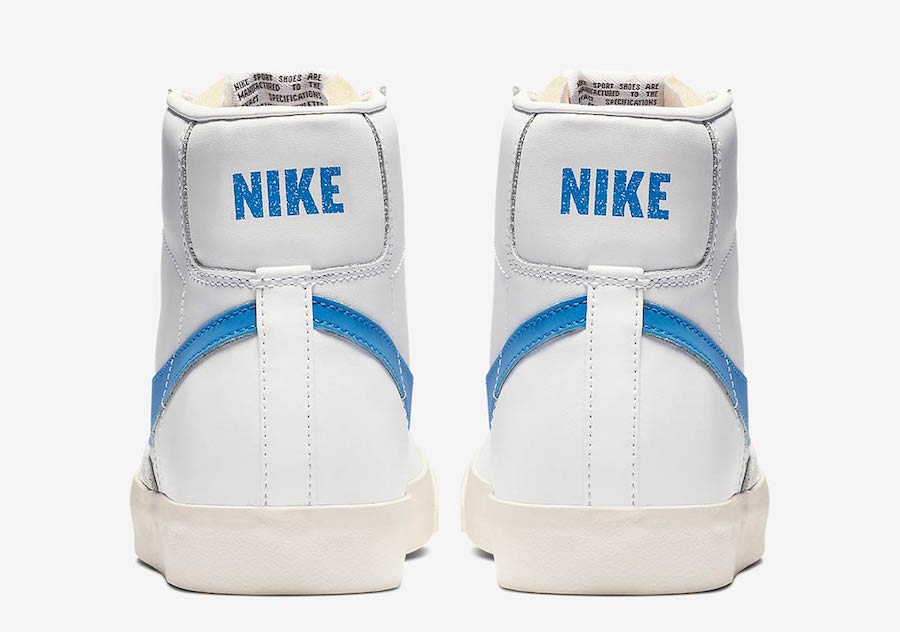 Nike Blazer Mid 77 Vintage Pacific Blue BQ6806-400 Release Date