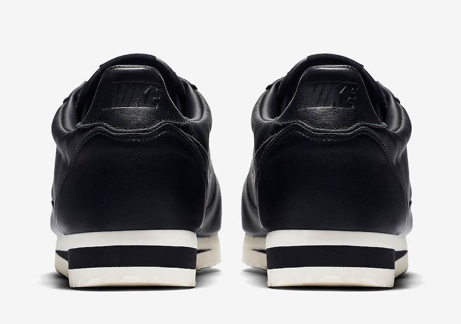 Nike Cortez Swooshless Black 807480-003
