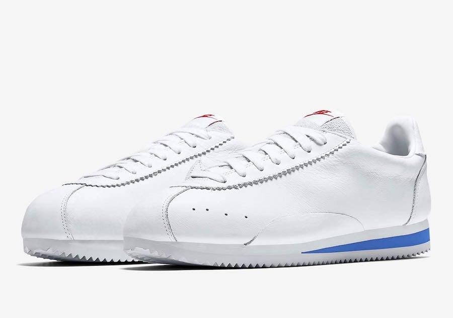 Nike Cortez Swooshless White 807480-103