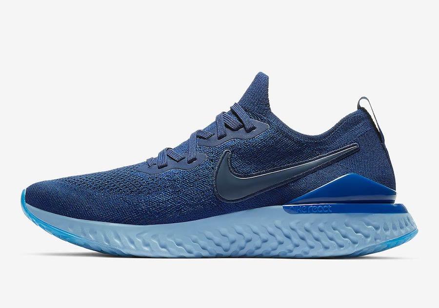 Nike Epic React Flyknit 2 BQ8928-400