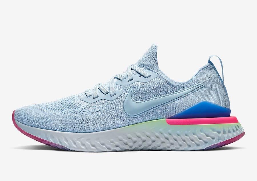 Nike Epic React Flyknit 2 BQ8928-453
