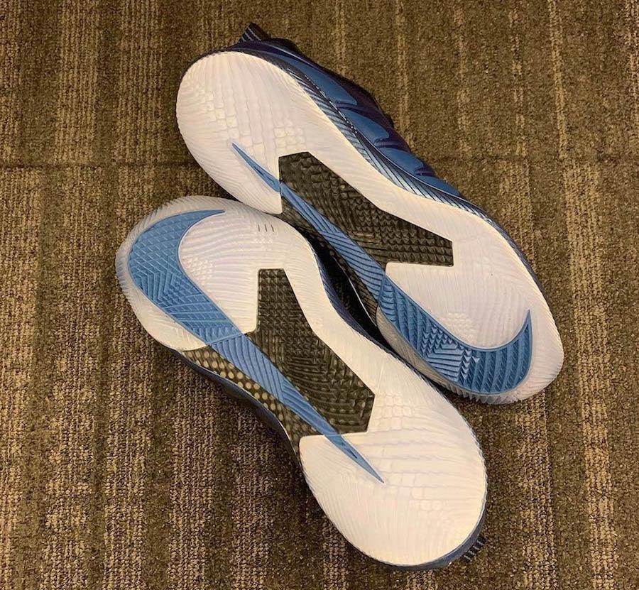 Nike Foamposite Vapor X Royal Blue Tennis Shoe Release Date
