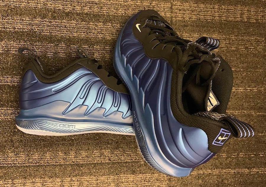 Nike Air Foamposite Low Vapor X Tennis Shoe Release Date