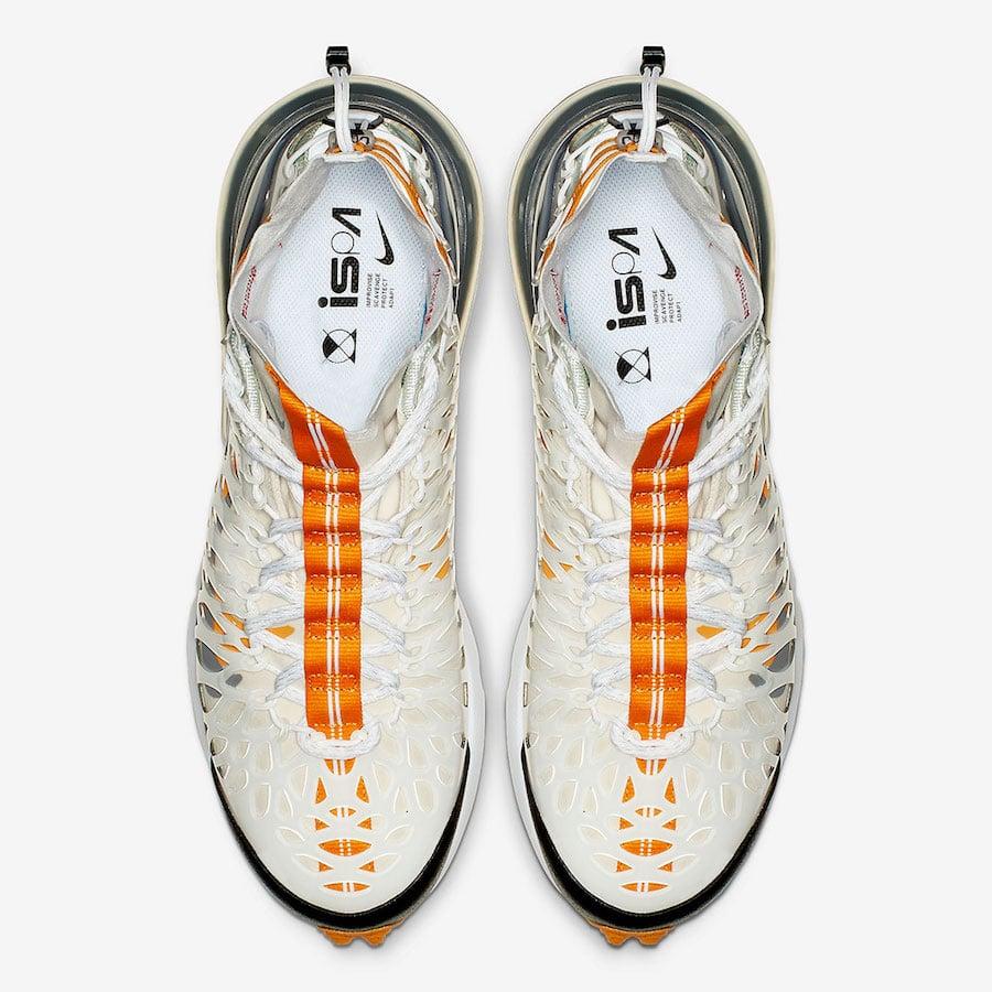 Nike ISPA Air Max 270 SP SOE White BQ1918-102 Release Date