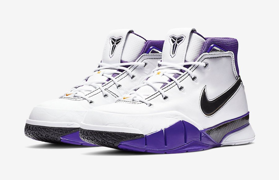 Nike Kobe 1 Protro 81 Points AQ2728-105