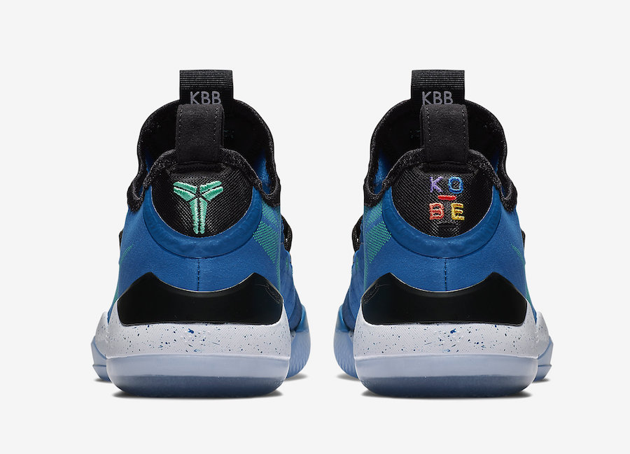 Nike Kobe AD Military Blue AV3556-400 Release Date