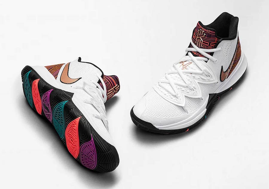 Nike Kyrie 5 BHM Release Date