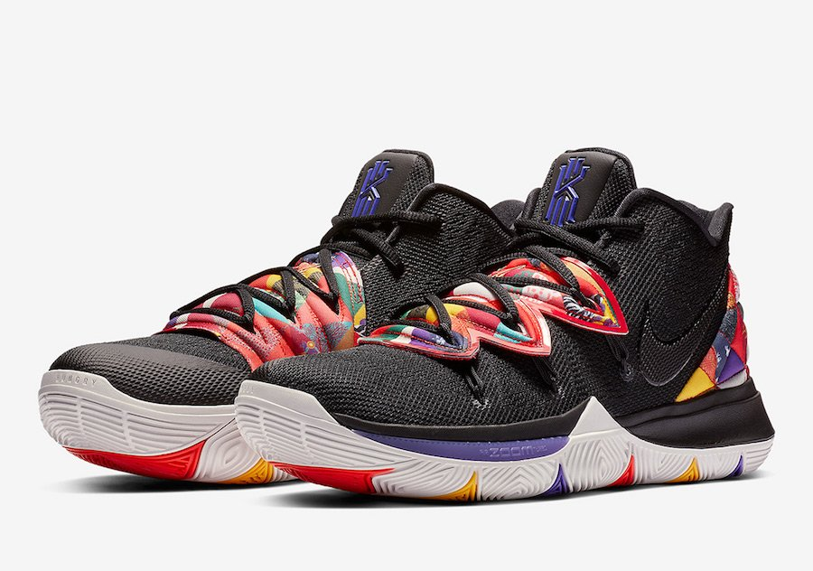 Nike Kyrie 5 CNY Chinese New Year AO2919-010 Release Date