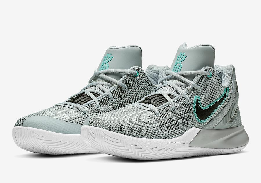 Nike Kyrie Flytrap 2 Wolf Grey AO4436-003 Release Date