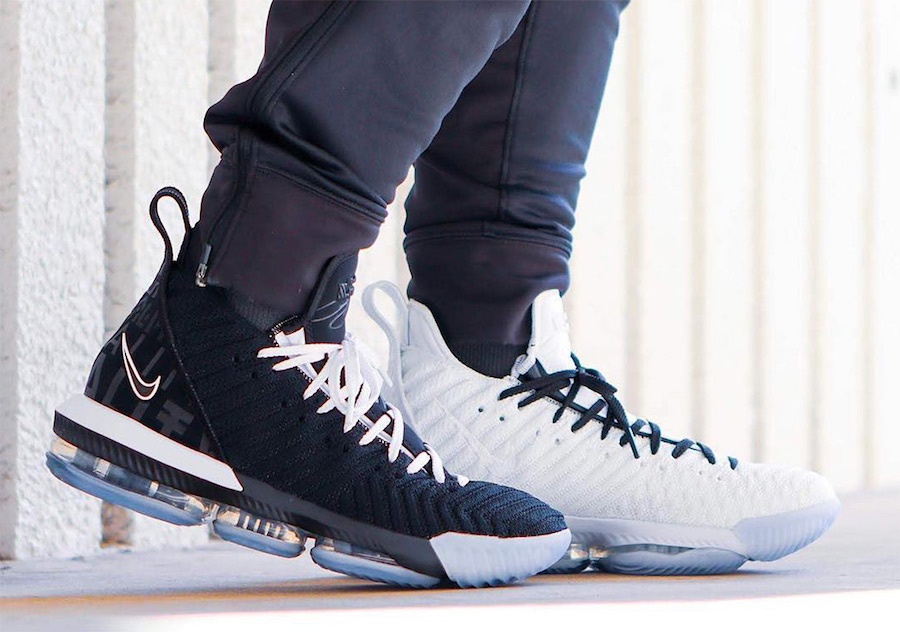 Nike LeBron 16 Equality Pack Release Date