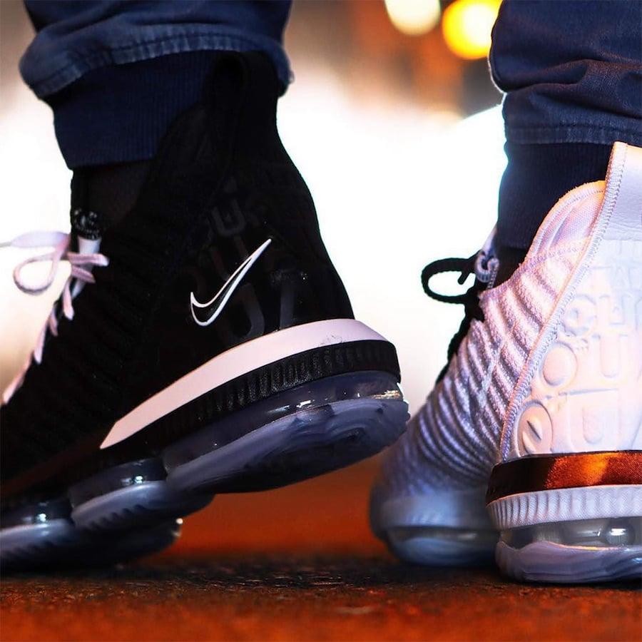 ac3836b07dd36 Nike LeBron 16 Equality BQ5969 BQ5969-101 Release Date