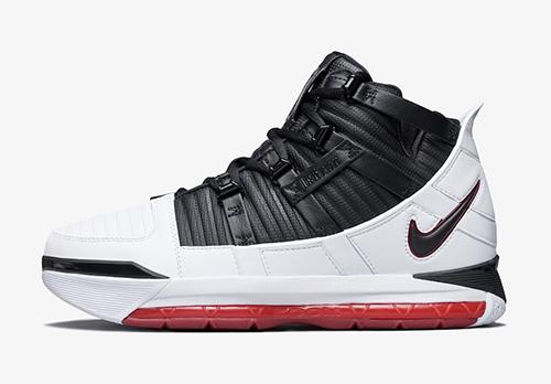Nike LeBron 3 Home