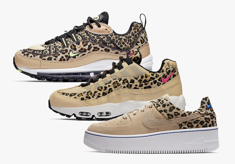 more photos 07396 565bb Nike Leopard Pack 2019