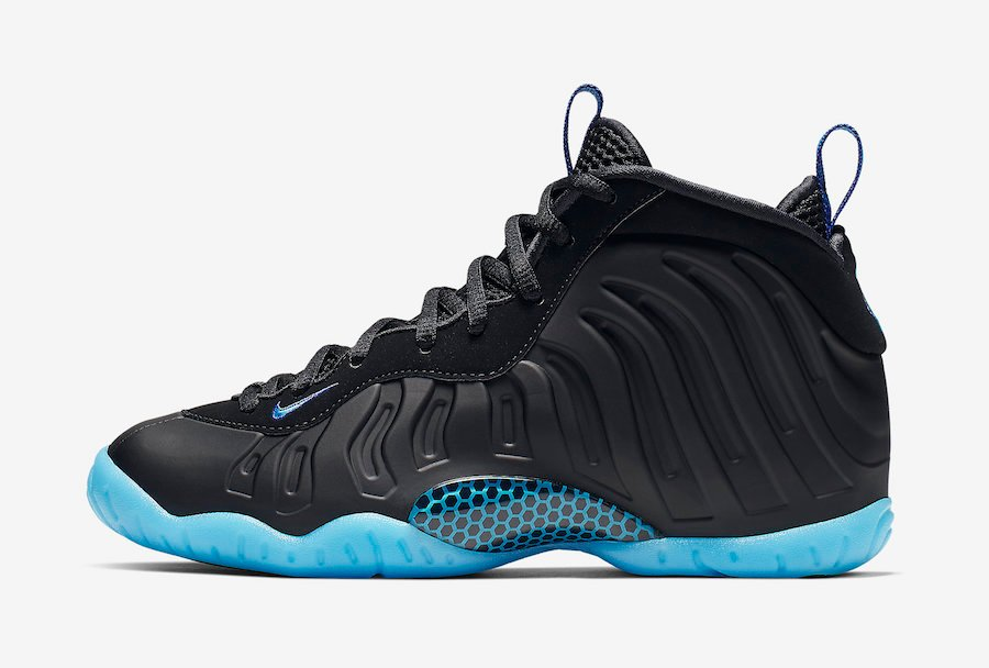 Nike Little Posite One Hornets All-Star CJ0839-001 Release Date