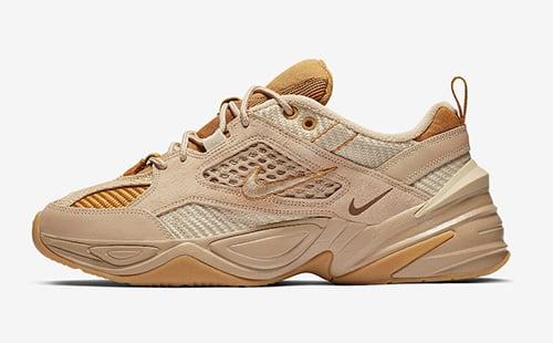 Nike M2K Tekno Corduroy Linen Wheat