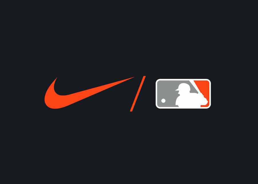 Nike MLB Partnership