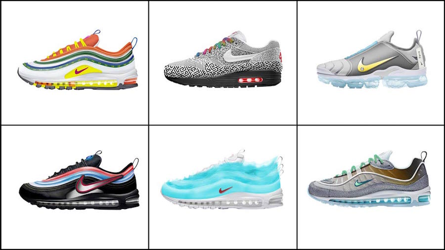Nike On Air Collection