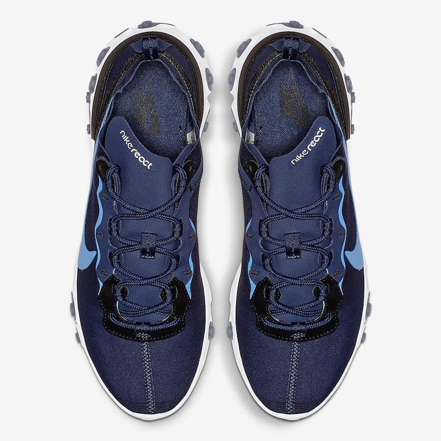 Nike React Element 55 BQ6166-400 Release Date
