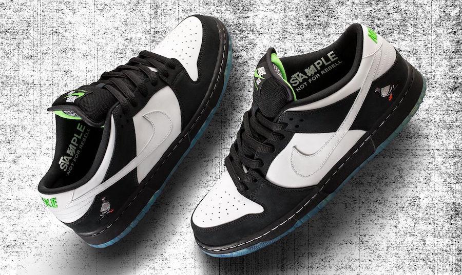 Nike SB Dunk Low Panda Pigeon BV1310-013 Release Date