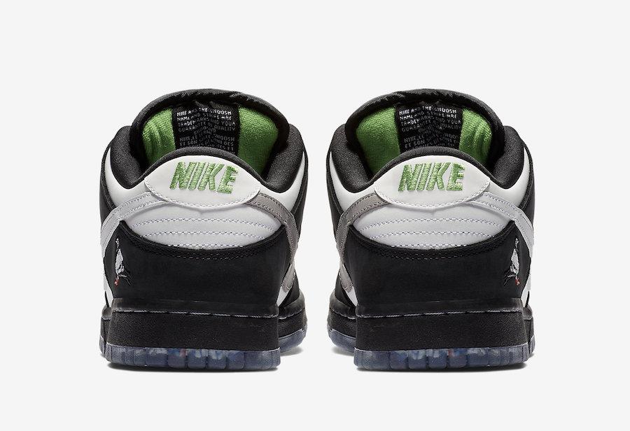 Nike SB Dunk Low Panda Pigeon BV1310-013 Release Details