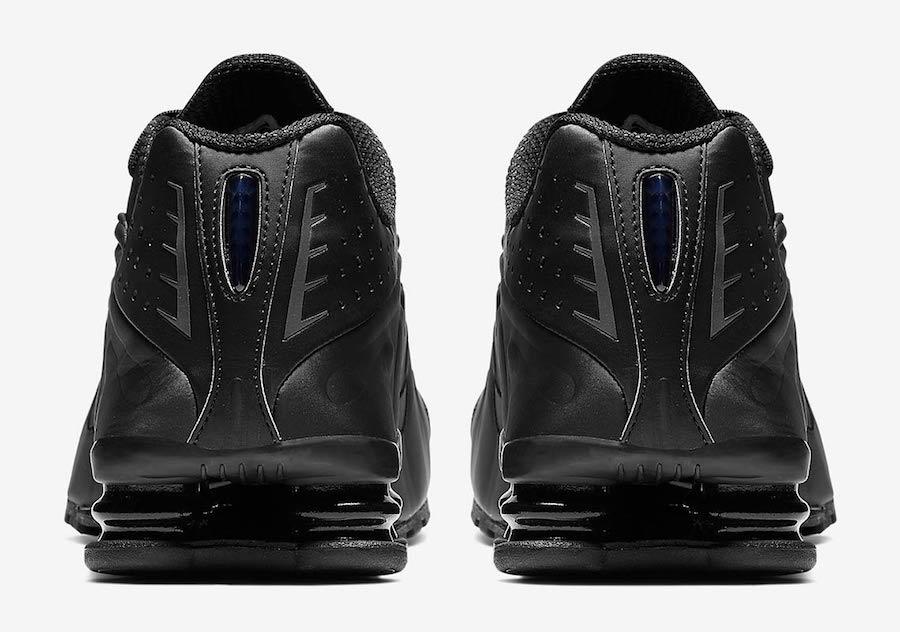 Nike Shox R4 Black BV1111-001 Release Date