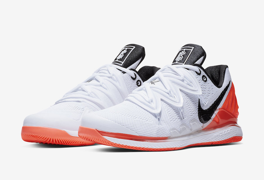 Nike Vapor X Kyrie 5 BQ5952-100 Release Date