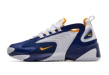 Nike Zoom 2K Deep Royal Blue Orange Peel AO0269-400