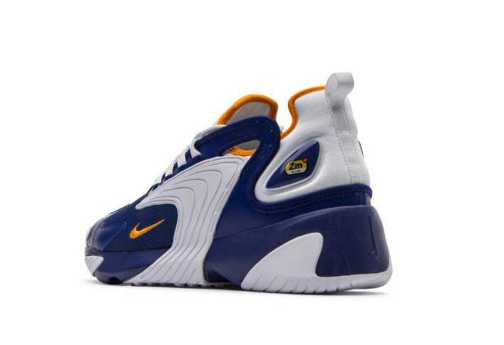 pretty nice e334a ec097 Nike Zoom 2K Deep Royal Blue Orange Peel AO0269-400
