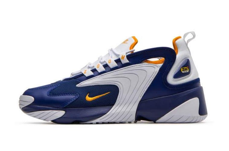 Nike Zoom 2K in Royal Blue and Orange Peel Available Now ...