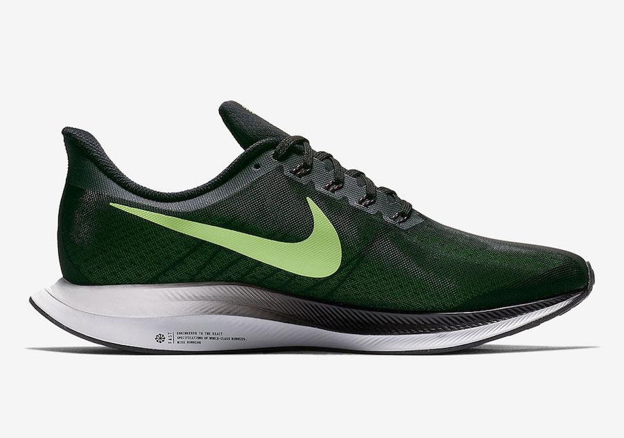 Nike Zoom Pegasus Turbo Lime Blast AJ4114-004