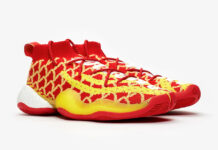 Pharrell adidas Crazy BYW Chinese New Year EE8688 Release Date Price