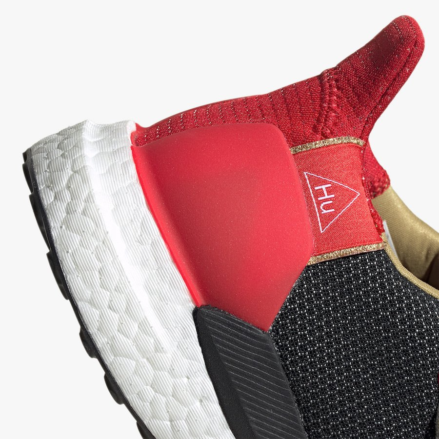 los angeles 313a9 28e68 Pharrell adidas Solar Hu Chinese New Year EE8701 Release Date