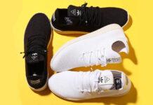 Pharrell adidas Tennis Hu Black AQ1056 White B41792 Release Date