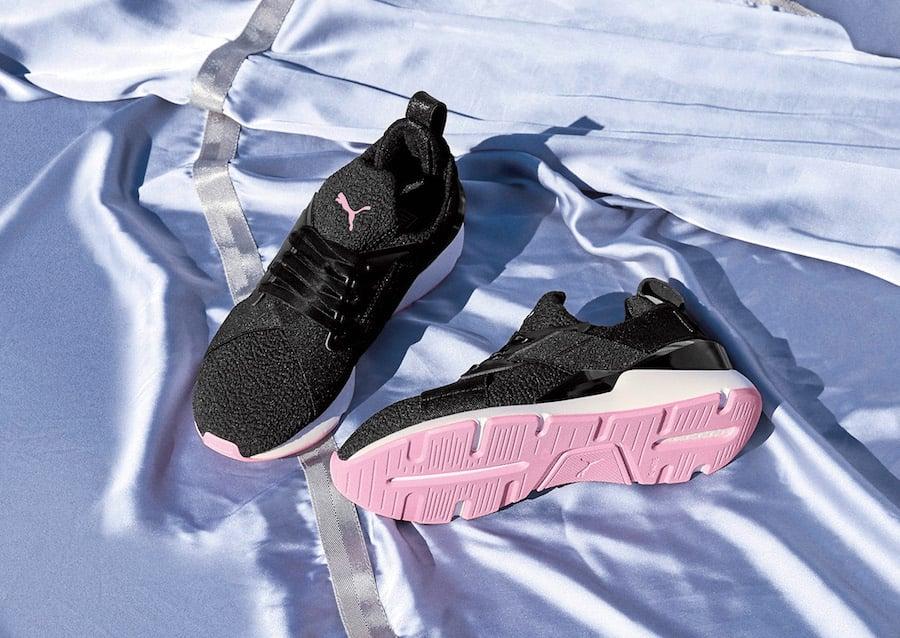 Puma Muse Trailblazer Black Pink Release Date