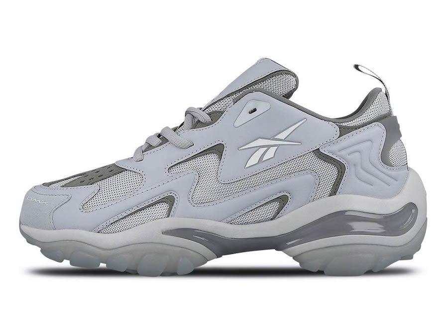 Reebok DMX 1600 Grey White