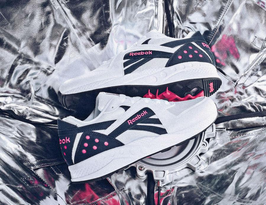 Reebok Pyro White Pink Fusion