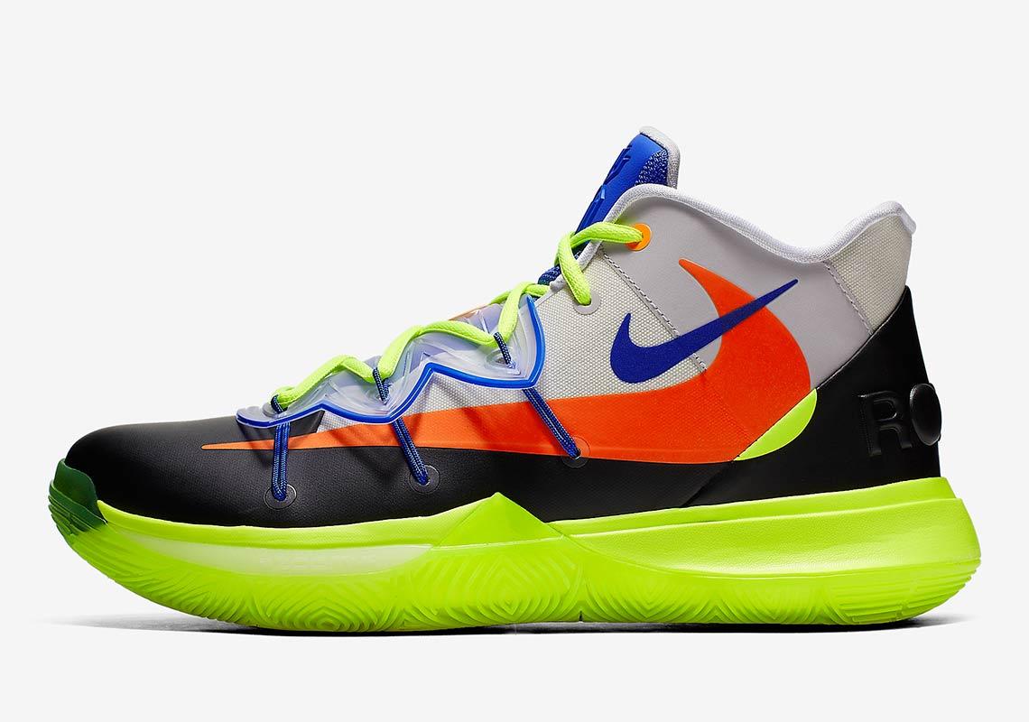 Rokit Nike Kyrie 5 CJ7853-900 Release Date