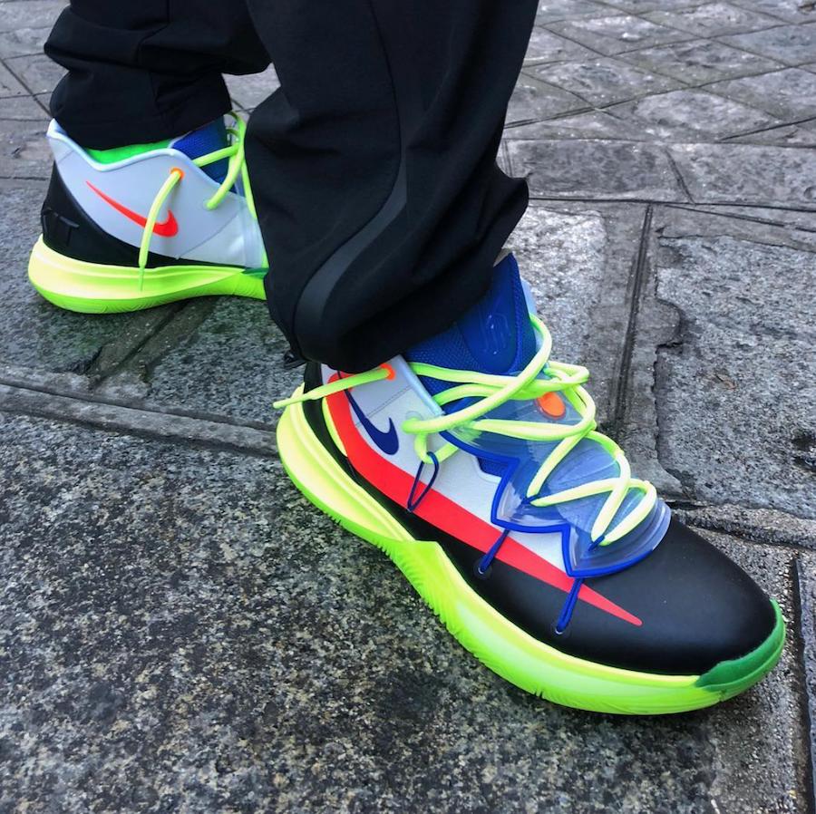 purchase cheap 92b44 533aa ROKIT Nike Kyrie 5 Release Date