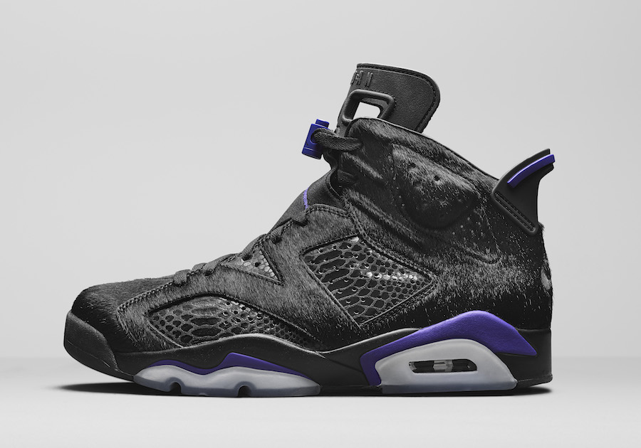 Social Status Air Jordan 6 Pony Hair February Release Date