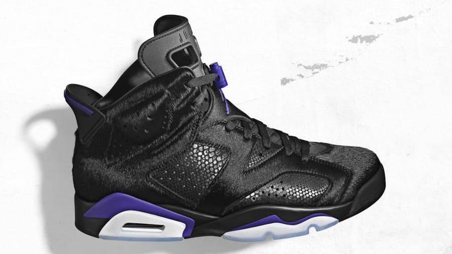 Social Status Air Jordan 6