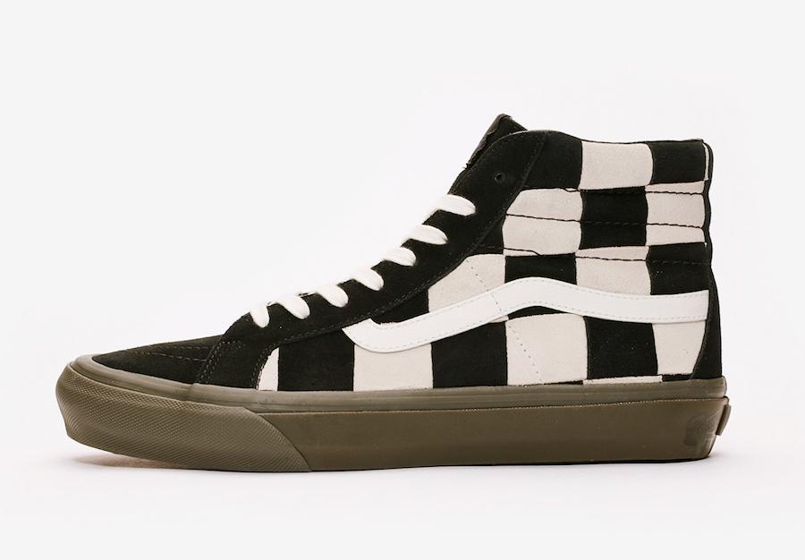 Taka Hayashi Vans Checkerboard Pack Release Date