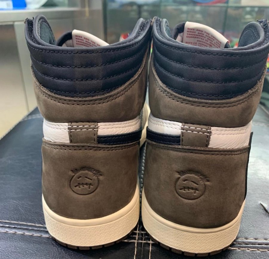 Travis Scott Air Jordan 1 Cactus Jack 2019 CD4487-100 Release Date Price