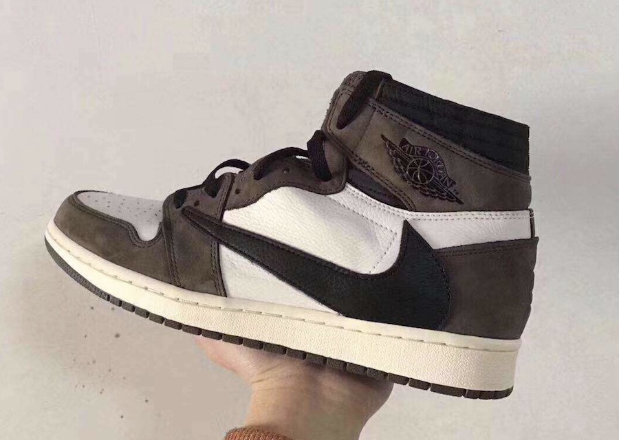 Travis Scott Air Jordan 1 Dark Mocha Release Date