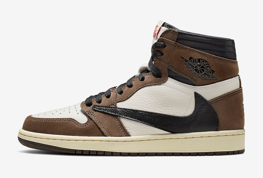 Travis Scott Air Jordan 1 High OG NRG CD4487-100 Release Date