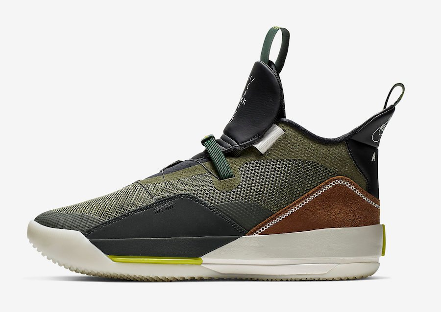Travis Scott Air Jordan 33 February Release Date