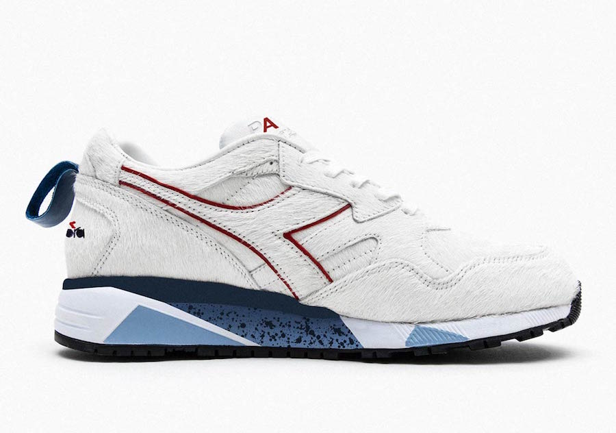 UBIQ Diadora N9002 Made in Paris Release Date
